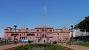 Casa Rosada (Presidential Palace), Buenos Aires, Argentina