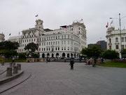 Plaza Jose San Martin