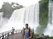 Puerto Iguazu, Argentina