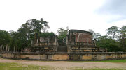 Vatadge - The Quadrangle, Ancient City of Polonnaruwa