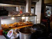 Market Food Stalls - Tegucigalpa, Honduras