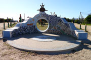 Valizas, Uruguay - a real hippy town!