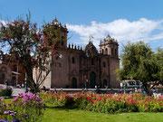 Catedral del Cusco (Corpus Christi), Cusco, Peru