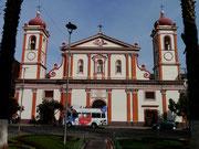 Templo del Hospicio, Cochabamba, Bolivia
