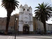Templo y Convento de Santa Teresa - Cochabamba, Bolivia