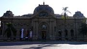 Bellas Artes Museo - Santiago, Chile