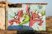 Artisan in Punta del Diablo, Uruguay