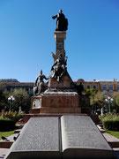 Plaza Pedro Murillo, La Paz, Bolivia