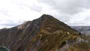 Quilotoa Volcanic Crater, Ecuador