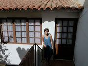 Our homestay in Sucre, Bolivia