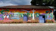 Concepcion de Ataco, Ruta de las Flores, El Salvador