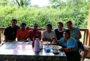 Kuna Tribe members, Islas San Blas, Panama
