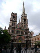 Iglesia del Sagrado Corazon Padres Capuchinos - Cordoba, Argentina