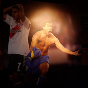 Carlos Tevez - a Boca favourite