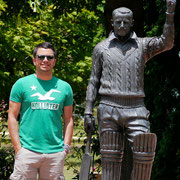 The Greatest of All-time - Sir Donald Bradman - Bowral, New South Wales, Australia