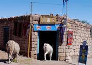 Pueblo de Toconao, San Pedro de Atacama, Chile