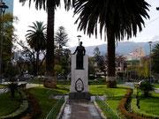 Plaza Colon, Cochabamba, Bolivia