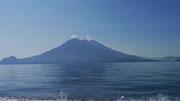 Volcan Atitlan, Lago Atitlan, Guatemala
