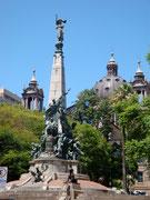 Praça Marechal Deodoro, Porto Alegre, Brazil