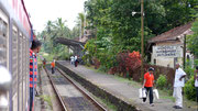 Colombo to Anuradhapura by train