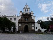 La Iglesia de Guápulo, Quito, Ecuador