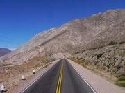 Valparaiso, Chile to Mendoza, Argentina (by bus)