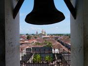 view from Iglesia Nuestra Señora de las Mercedes - Granada, Nicaragua