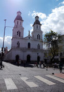 Iglesia de Santo Domingo, Cuenca, Ecuador