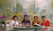 Visiting Donny Teo and his lovely mother Doreen in Singapore