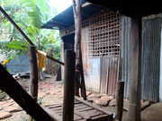 our stay with our Khmer family and now friends - Sarin's family home