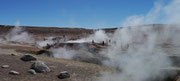 Geysers Sol de Manana, Bolivia (San Pedro de Atacama, Chile to Uyuni, Bolivia)
