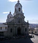 Iglesia Concepcion, Riobamba, Ecuador