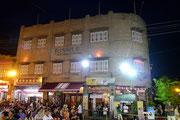 night street market in Melaka