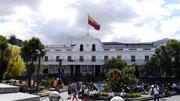 Gobierno (Palacio Carondelet), Quito, Ecuador