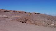 Cavernas (Salt Caves), Valle de la Luna, San Pedro de Atacama, Chile