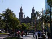 Catedral Metropolitana, Plaza de Aramas, Santiago, Chile
