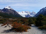 Cerro y Laguna Torre, Parque Nacional Los Glaciares, El Chalten, Argentina