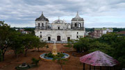 the iconic Catedral de Leon, Nicaragua