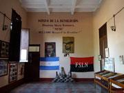 Museo de la Revolucion - Leon, Nicaragua