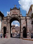 Iglesia de Santa Clara, Cusco, Peru