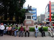 Plaza Morazan - Tegucigalpa, Honduras