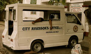 City Assessor's Office looks closed for business at the moment!