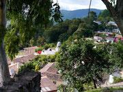 Santa Lucia - mirador outside Tegucigalpa, Honduras