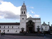Iglesia Santa Clara, Quito, Ecuador