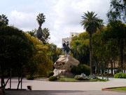 Plaza San Martin - Mendoza, Argentina