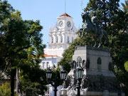 Plaza San Martin - Cordoba, Argentina