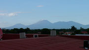 view from the top of the Museo de la Revolucion - Leon, Nicaragua