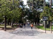 Plaza 9 de Julio - Salta, Argentina