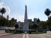 Plaza de Mayo, Buenos Aires, Argentina (Bus Tour)