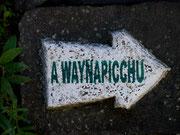 Waynapicchu, Peru